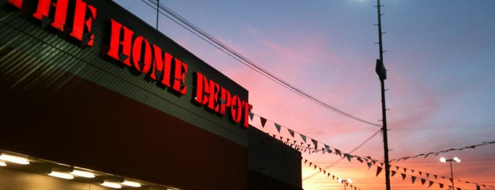 The Home Depot is one of All-time favorites in Mexico.