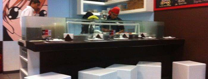 Mr. Sushi is one of Lugares visitados.