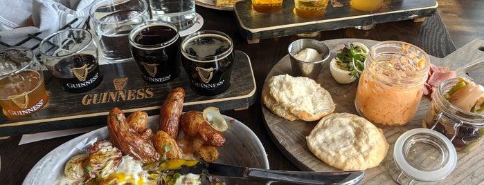 Guinness Open Gate Brewery & Barrel House is one of Adam : понравившиеся места.