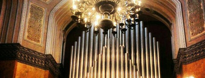 Органний зал філармонії is one of Annaさんのお気に入りスポット.