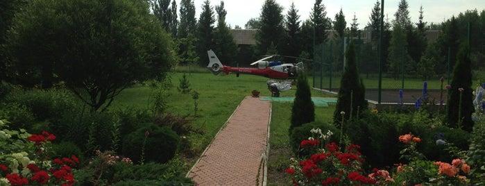 Аэродром В Лесу is one of Mr.: сохраненные места.