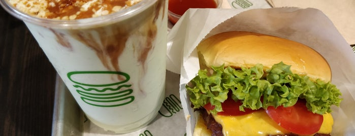 Shake Shack is one of SG.