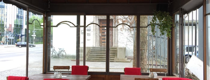 TRAM Café is one of Munich - Haidhausen, Max-, Isar- & Ludwigvorstadt.