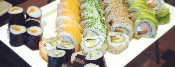 Sushi House is one of Love eat!.