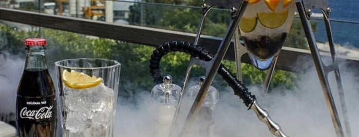 Lulu Hookah Lounge is one of Посетить.