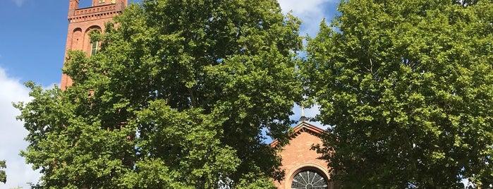 Evangelische Kirchengemeinde Sankt Johannis is one of art in Berlin.
