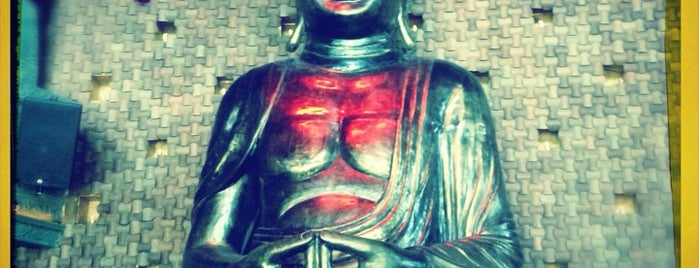 Buddha Bar is one of Mosca.