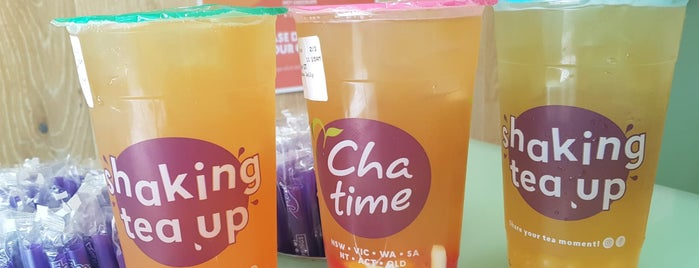 ChaTime 日出茶太 is one of Sydney.