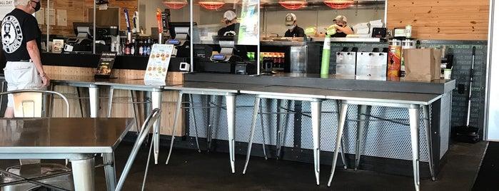 BurgerFi is one of สถานที่ที่ Alberto ถูกใจ.