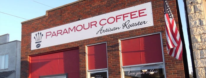 Paramour Coffee is one of Joshuaさんのお気に入りスポット.