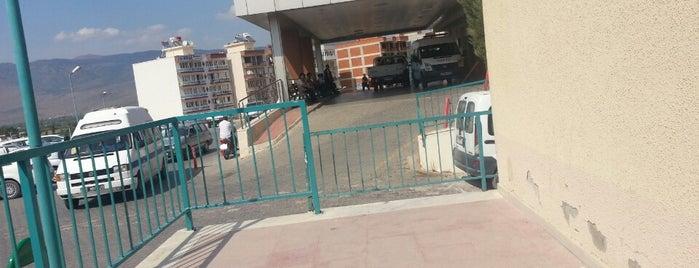 Menemen Devlet Hastanesi is one of Orte, die MUTLU gefallen.