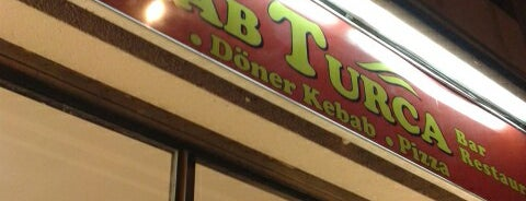 Kebab Turca is one of Comer bien.