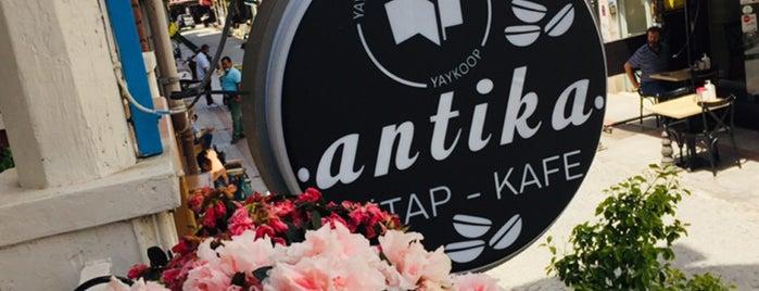 Antika Kafe is one of Lieux qui ont plu à Seyhan.