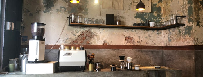 Forte Bread & Coffee is one of DF.