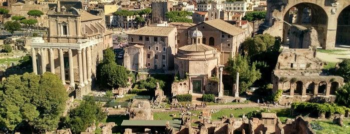 Palatino is one of Italia to-do🇮🇹🍝🍕.
