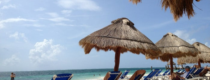 Excellence Riviera Cancun is one of World Wide Hotels.