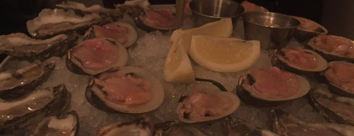 Mermaid Oyster Bar is one of NYC Casual Eats.