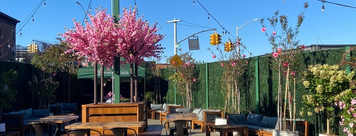 Rebel Café & Garden is one of Brooklyn To Do List.