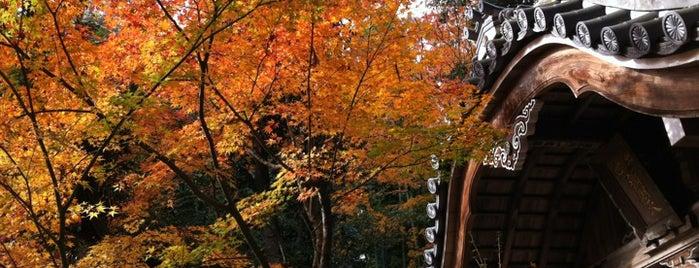 赤山禅院 is one of Kyoto.
