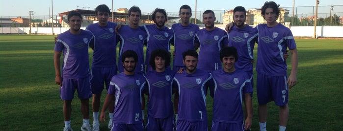 Orduspor Tesisleri is one of Orduspor Kulübü'nun Beğendiği Mekanlar.