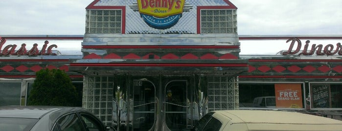 Denny's is one of Favorite Restaurants.