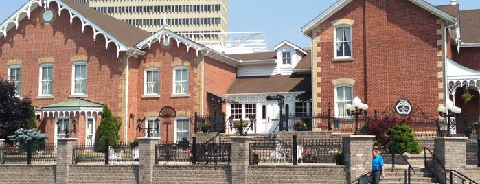 David Duncan House is one of Toronto Food - Part 1.