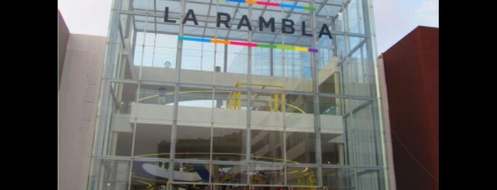 La Rambla is one of Lieux qui ont plu à Emilio.