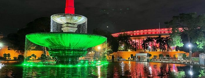 Rashtrapati Bhavan   राष्ट्रपति भवन is one of India North.