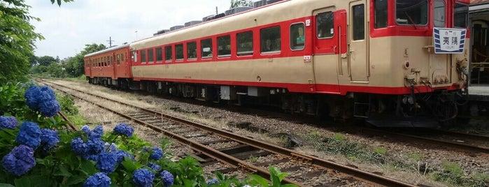 国吉駅 is one of 撮り鉄スポット.