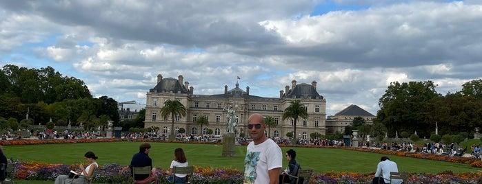 Grand Bassin du Jardin du Luxembourg is one of Париж.