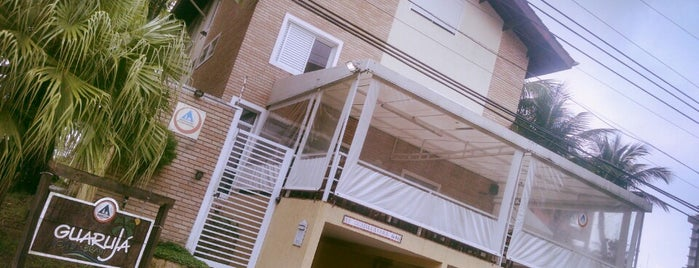 Guarujá Hostel is one of GR.