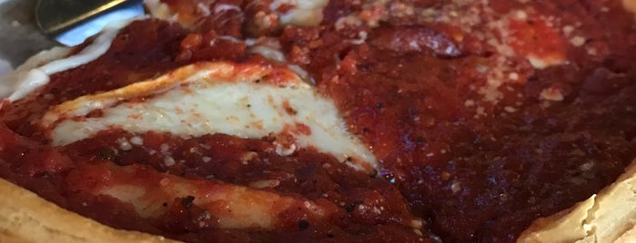 Giordano's - Richfield is one of Lugares favoritos de Nathan.