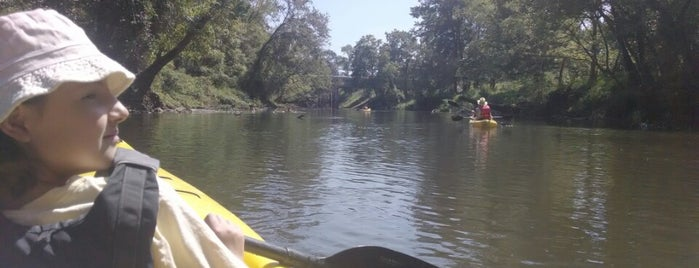 Paddle Creek is one of Raleigh, NC.