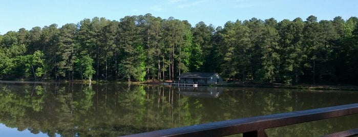 Durant Nature Park is one of RDU Baton - Raleigh Favorites.