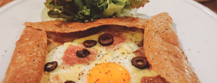 neuf creperie ヌフ クレープリー is one of to do.
