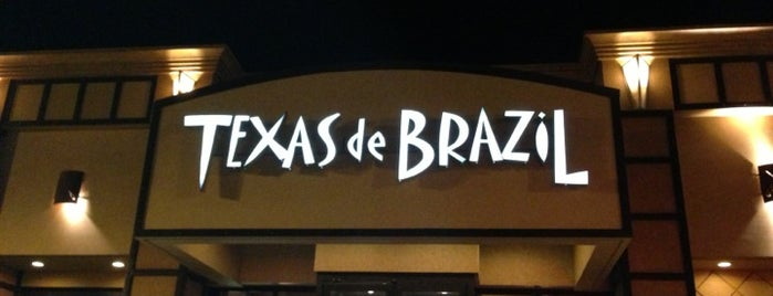 Texas de Brazil is one of MV.