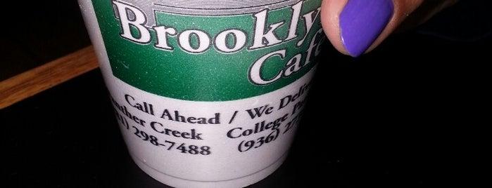 Brooklyn Cafe is one of Houston Breakfast & Brunch.