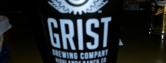 Grist Brewing Company is one of Colorado Breweries.