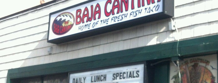 Baja Cantina is one of Must-visit Food in Virginia Beach.
