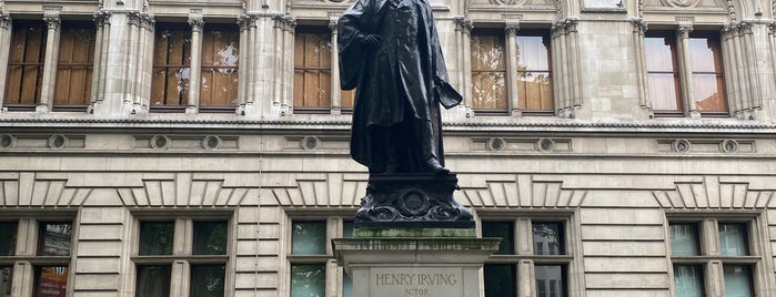 Henry Irving Statue is one of United Kingdom.