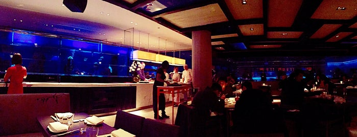 Yauatcha is one of 1000 Things To Do In London (pt 2).
