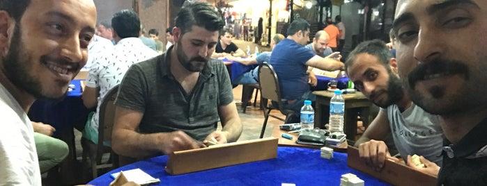 Osmanlı Kıraathanesi is one of Locais curtidos por Ali.