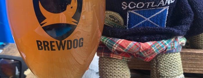 BrewDog Lothian Road is one of Scotland.