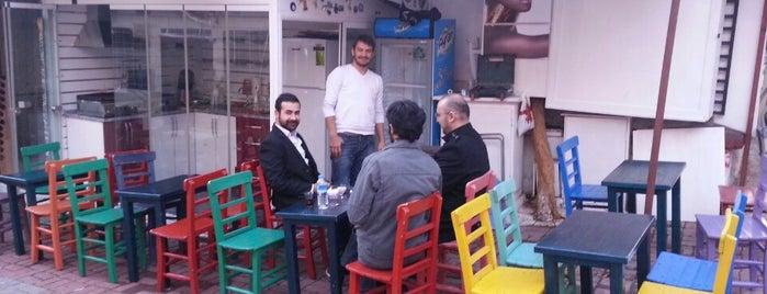 Nefesim Cafe is one of Kas.