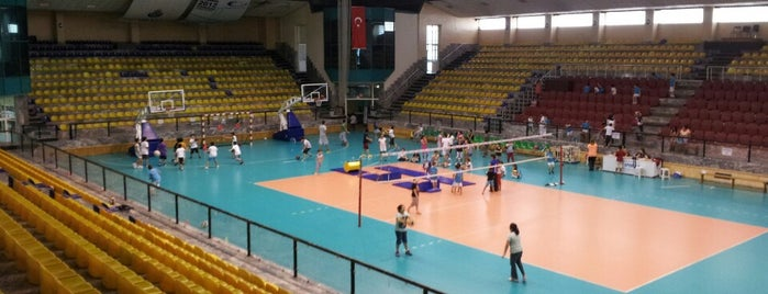 Haldun Alagaş Spor ve Kültür Kompleksi is one of สถานที่ที่ MEHMET YUSUF ถูกใจ.