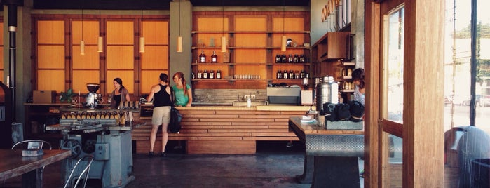 Coava Coffee Roasters Cafe is one of PDXcellent.