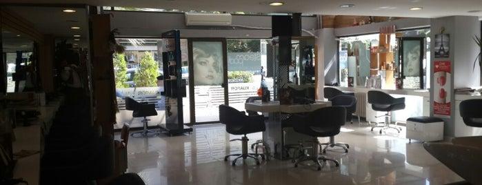 Paris Kuafor is one of Tempat yang Disukai Nagehan.