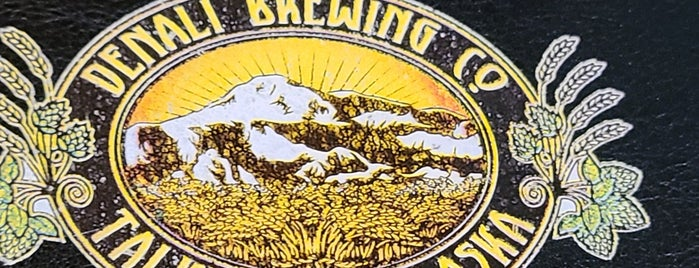 Denali Brewing Co. is one of Krzysztofさんのお気に入りスポット.