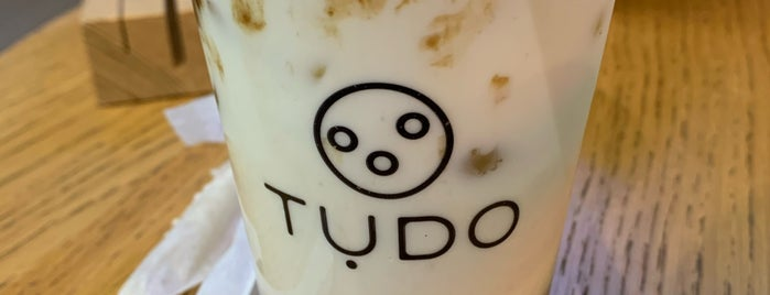 Tudo Bubble Tea is one of Berlin NEW.
