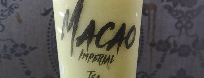 Macao Imperial Tea is one of Lieux qui ont plu à Eric.